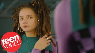 Sasha Lane Reveals the Misconceptions About Her Dreadlocks | Teen Vogue