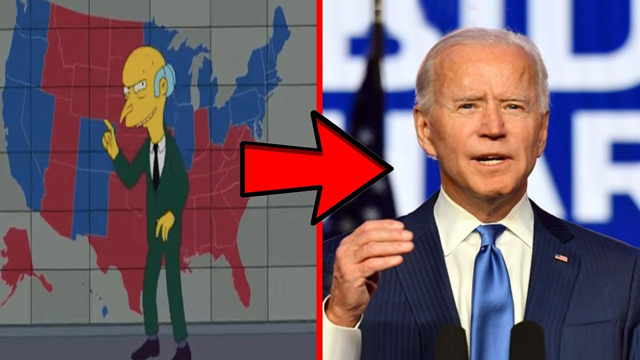 5 TV Shows That Predicted The Future (Simpsons, Family Guy, & MORE!)