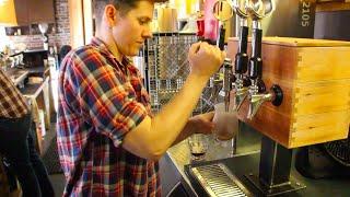 ballard coffee works shares the secrets to its nitro cold brew coffee