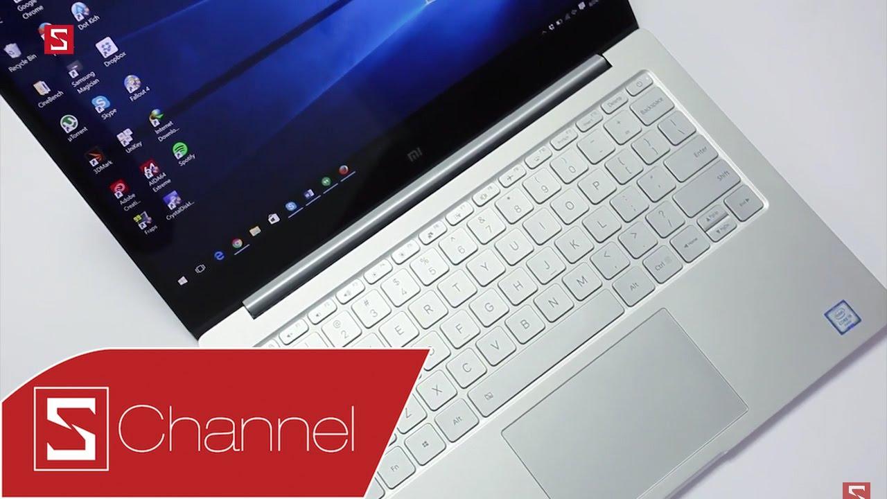 """Schannel – Mở hộp Mi Notebook Air 13.3"""": Vẫn thiết kế ấy nhưng cấu hình mạnh hơn, chơi LOL bao mượt"""