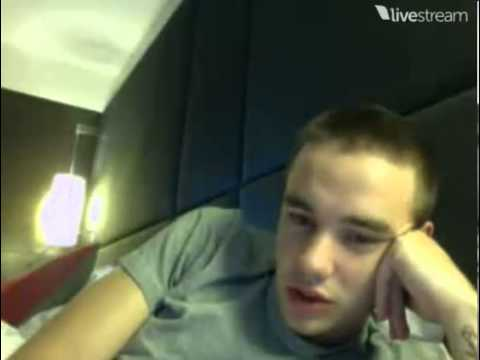 [FULL] Liam Payne Twitcam11-2-12 11-3-12 (November 2nd/3rd)