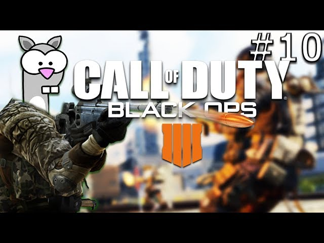 Call of Duty: Black Ops 4 Co-op - Multiplayer and Blackout - Victory - Episode 10