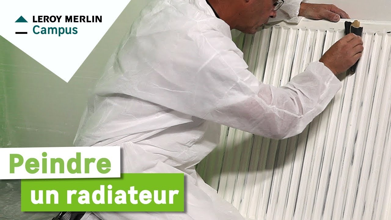 Colle Thermofusible Leroy Merlin comment peindre un radiateur ? leroy merlin