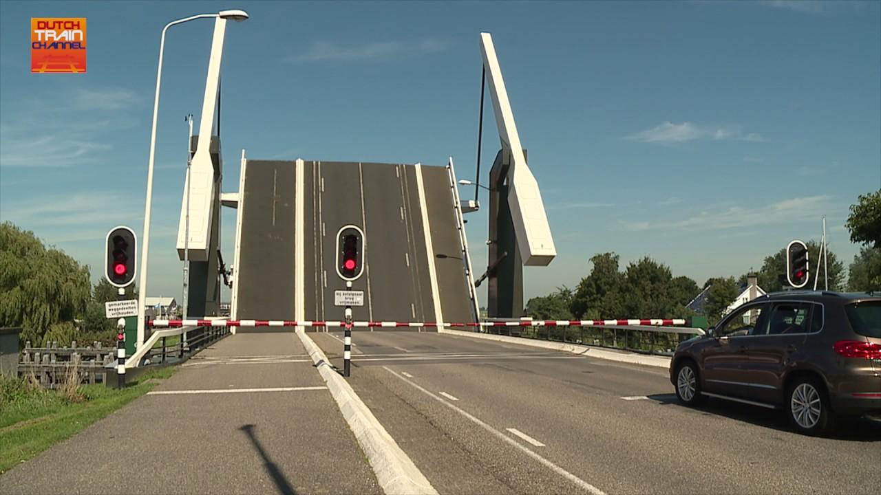 Dutch Bridges Opens - Nije Sansleatbrêge - Zandslootbrug at Terhern (1)