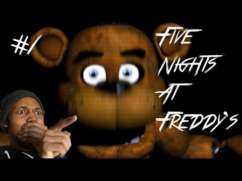 Five Nights At Freddy's - Walkthrough [1] DON'T WATCH AT NIGHT!! (+Download)
