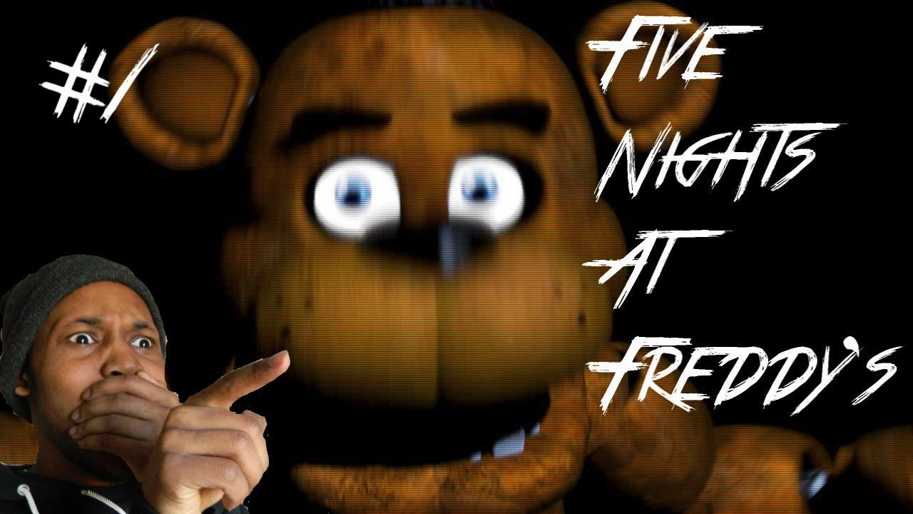 Five nights at freddy s walkthrough 1 don t watch at night