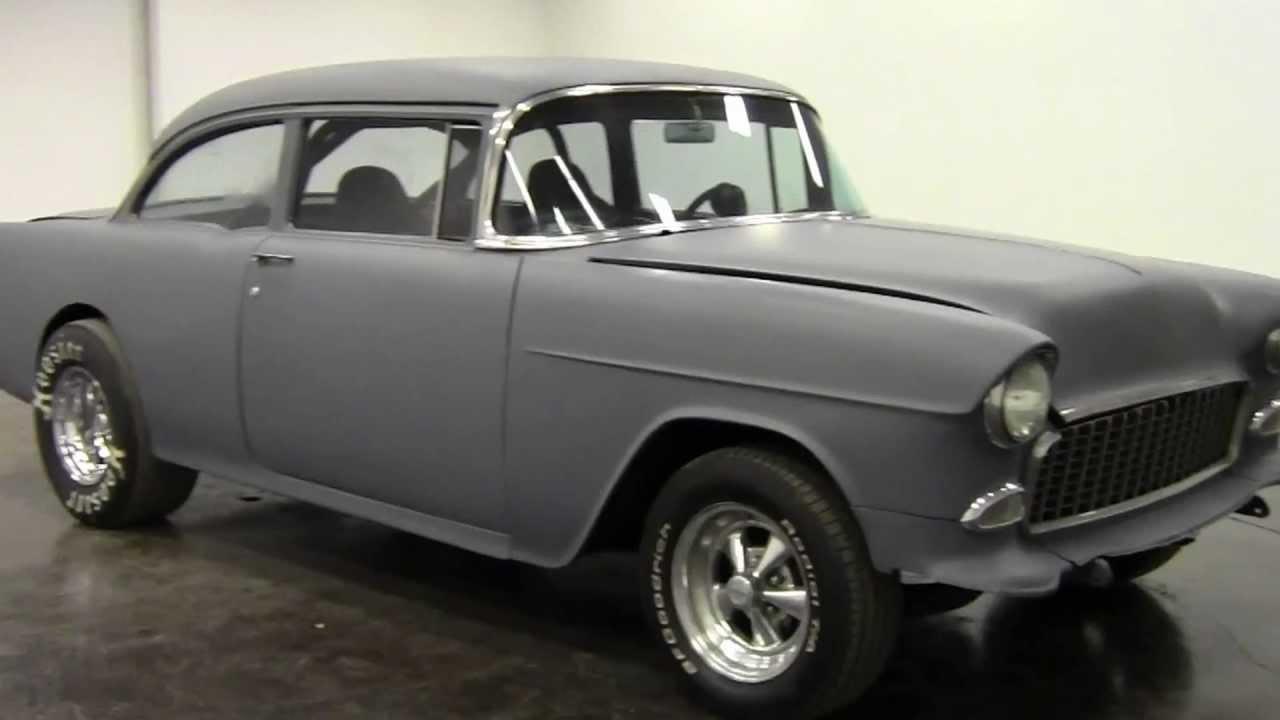 1955 Chevrolet Two Lane Blacktop Clone Youtube