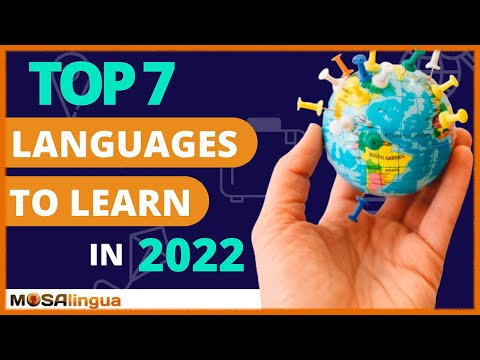 The 7 most useful languages to learn in 2018 (apart from English)