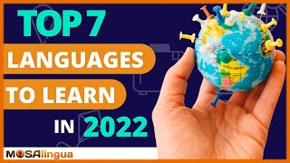 The 7 most useful languages to learn in 2019 (apart from English)