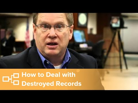 FamilySearch Genealogy Ireland   David Rencher - How to Deal with Destroyed Records