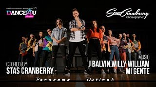 J.Balvin & Willy William -  Mi Gente dance choreography by Stas Cranberry