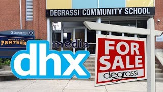 Is Degrassi For Sale? DHX Media Is Looking To Sell Itself