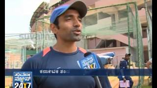 Chit chat with Robin Uthappa - Suvarna News