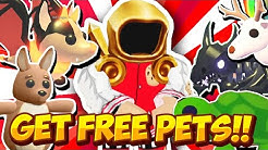 ROBLOX ADOPT ME FREE MEGA NEON PETS STREAM! Livesteam Roblox Trading And Giveaways