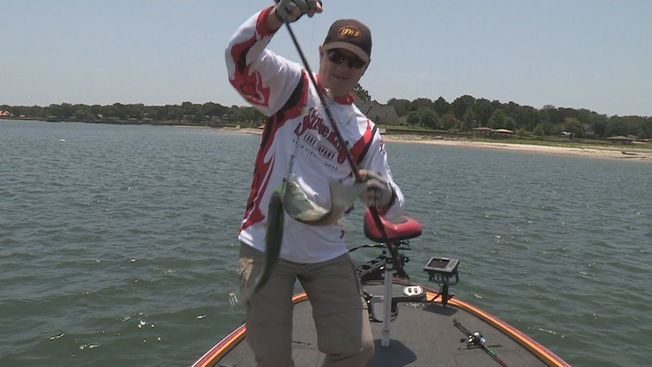 southwest outdoors report 16 richland chambers reservoir