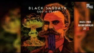 Black Sabbath - God Is Dead? Lyrics-Legendado (HD-Lyrics) 1080p (HorrorTapes)