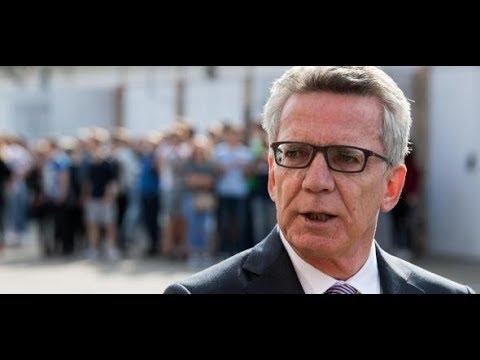Bundesinnenminister: Thomas de Maizière will Leistungen für Asylbewerber verringern