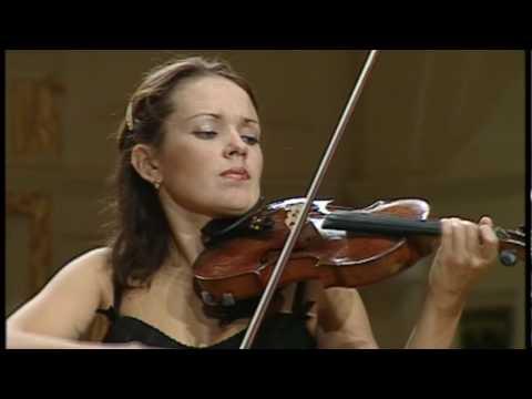 J.S. BACH, Sonata Nr 1 in G minor, BWV 1001, Adagio and Fugue, Maria Shalgina