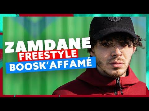Youtube: Zamdane | Freestyle Boosk'Affamé