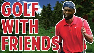 screwed out of my best score ever golf with your friends
