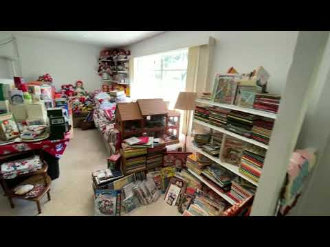 Online Only Raggedy Ann Collector Auction