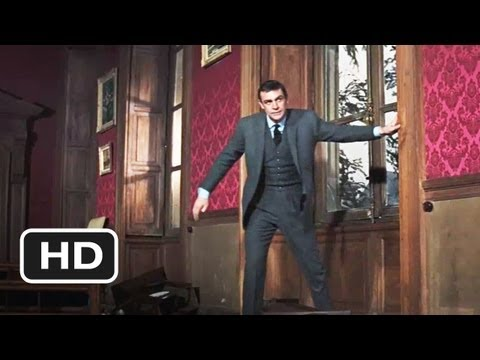 Thunderball Movie CLIP -  My Sincere Condolences (1965) HD