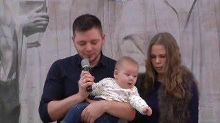 Молитва за детей в церкви