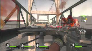 Left 4 Dead 2 - Cold Stream Part 3 - Memorial Bridge
