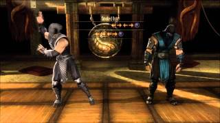 Starting Fatalities in Mortal Kombat (2011) [1080p HD] (PS3/XBOX 360)
