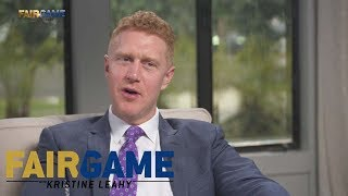 LeBron James Respects Teammates Who Hold Him Accountable According to Scalabrine | FAIR GAME