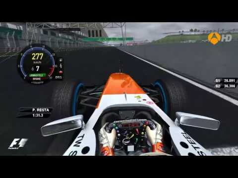 Download Monaco F1 2008 Rfactor Timed Lap Force India Onboard Lap