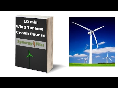 10 min Crash Course on Wind Turbines