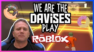Why Cant I Rob A Bank | Roblox Jailbreak EP-26 | We Are The Davises Gaming