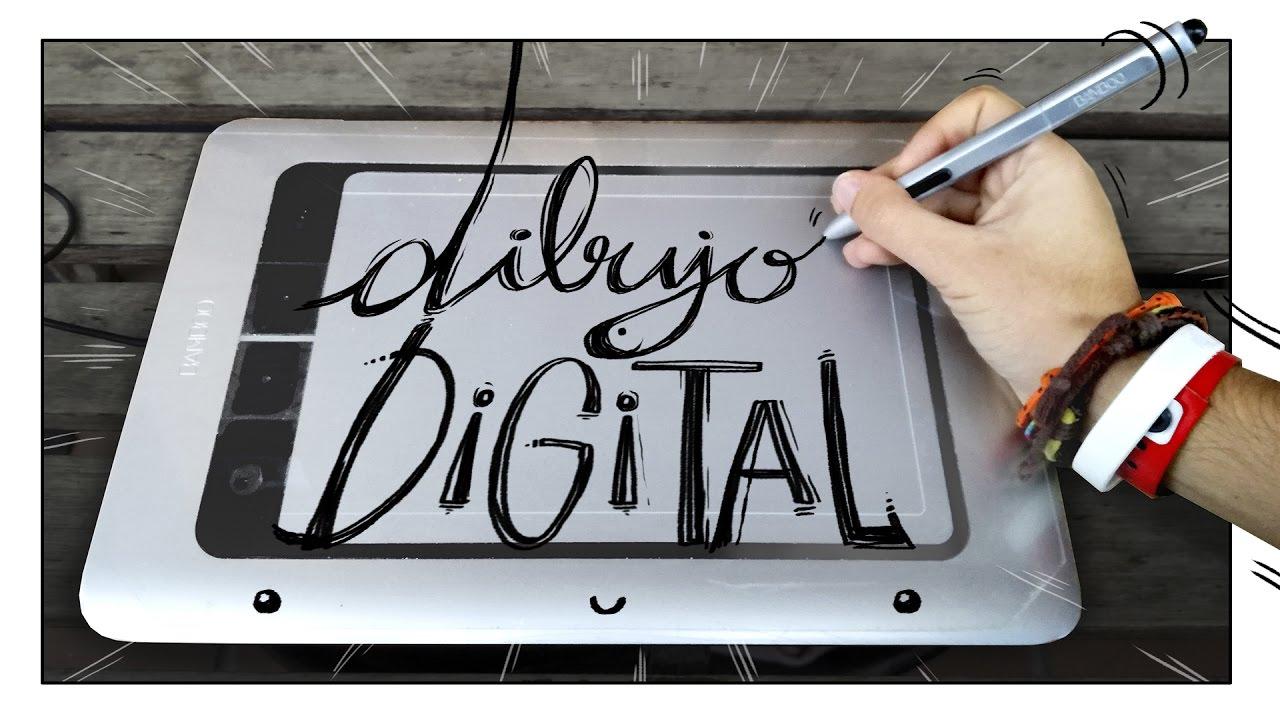 10 Trucos De Dibujo Digital Kaos Youtube