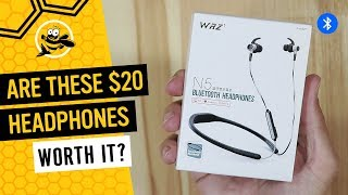 Are these $20 WRZ N5 Bluetooth Headphones Worth It?