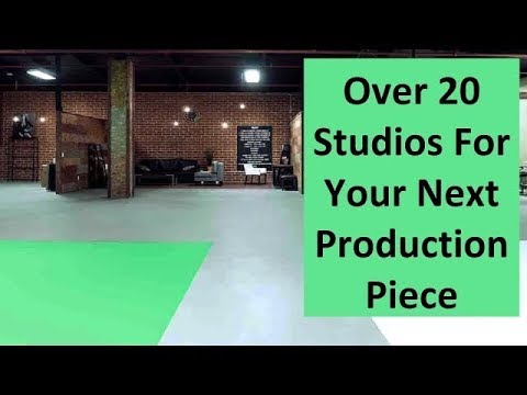 L.A. Production Space For Your Next Production Piece (Great For Videos,  Photo-shoots, Etc.)