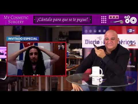 """Invitado en """"Juan Juan Al Medio"""". Un tremendísimo placer."""