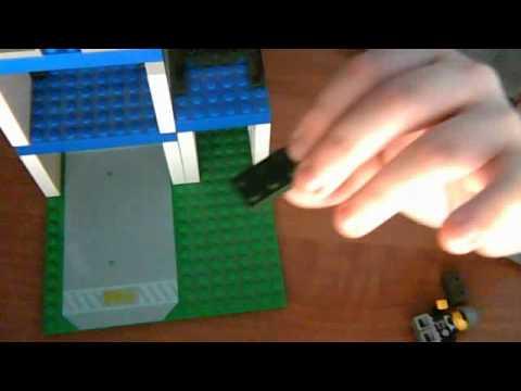 Как сделать боевого робота из лего инструкция