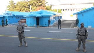 ДМЗ, Объединенная зона безопасности (JSA)