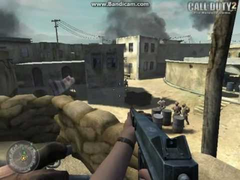 Call Of Duty 2 [Mobile Intel(R) 965 Express Chipset Family On Acer Travelmate 5320Laptop]