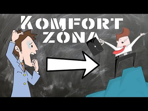 Hogyan legyen SIKERES az életed - KOMFORT ZÓNA thumbnail