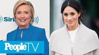 Meghan Markle & Hillary Clinton Secretly Spent The Afternoon Together At Frogmore Cottage | PeopleTV