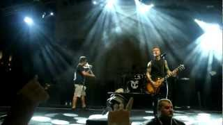Yellowcard - Light Up the Sky Live (Singapore 2012)