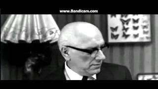 """Отрывок из советского фильма """"Мертвый сезон"""". 1968г."""