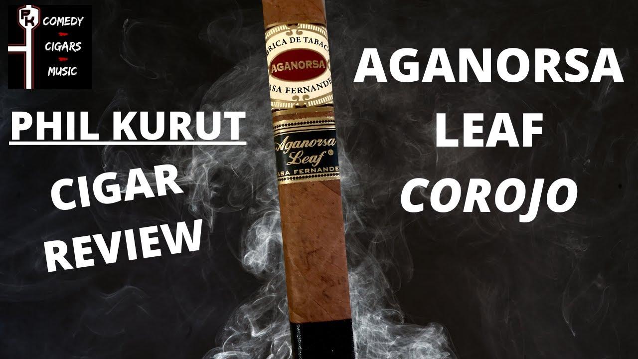 AGANORSA LEAF COROJO | CIGAR REVIEW