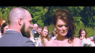 Karen & Jimmy Wedding Highlights - Loch Tay Highland Lodges
