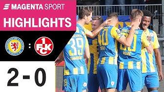 Eintracht Braunschweig - 1. FC Kaiserslautern | Spieltag 24, 19/20 | MAGENTA SPORT