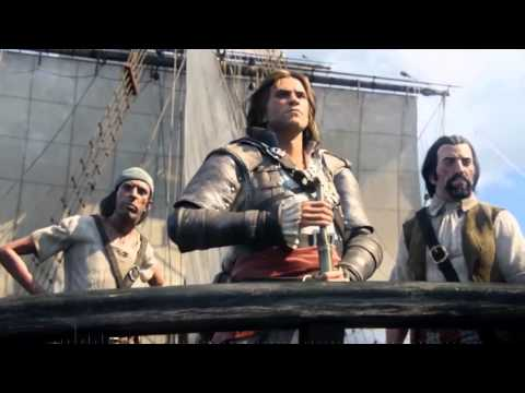 Nero - Must Be The Feeling (Delta Heavy Remix) [Assassin's Creed IV: Black Flag] [Music Video]