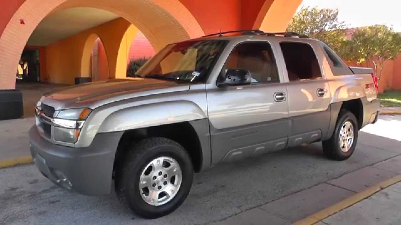 Used Chevy Avalanche >> 232203 - 2002 Chevrolet Avalanche For Sale - YouTube