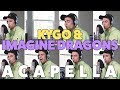 Kygo & Imagine Dragons - Born To Be Yours {ACAPELLA COVER}